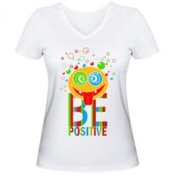 ������� �������� � V-�������� ������� Be positive - FatLine