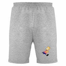 Мужские шорты Беги, Барт, беги! - FatLine