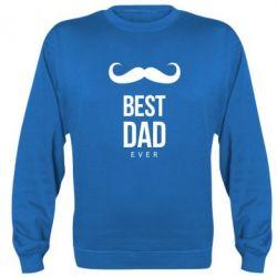 Реглан Best Dad Ever - FatLine