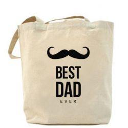 Сумка Best Dad Ever - FatLine