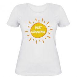 Женская футболка Best Grandma