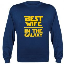 Реглан Best wife in the Galaxy