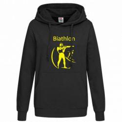 Женская толстовка Biathlon - FatLine