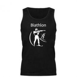 Мужская майка Biathlon - FatLine