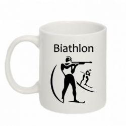 Кружка 320ml Biathlon - FatLine