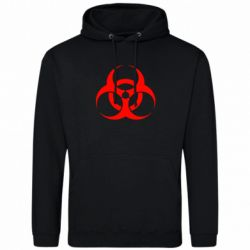 Толстовка biohazard - FatLine
