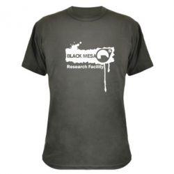 Камуфляжная футболка Black Mesa - FatLine