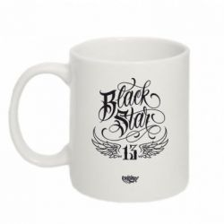 Кружка 320ml Black Star Original - FatLine