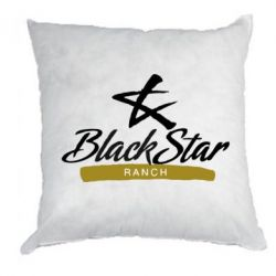 Подушка Black Star Ranch - FatLine