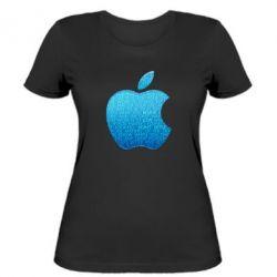 Женская футболка Blue Apple - FatLine