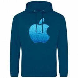 Мужская толстовка Blue Apple