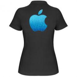 Женская футболка поло Blue Apple - FatLine