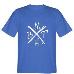 Мужская футболка BMTH - FatLine