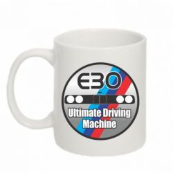 Кружка 320ml BMW E30 Ultimate Driving Machine - FatLine
