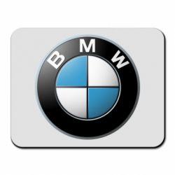 Коврик для мыши BMW Logo 3D - FatLine