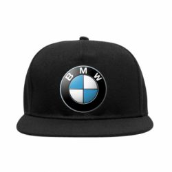 Снепбек BMW Logo 3D - FatLine