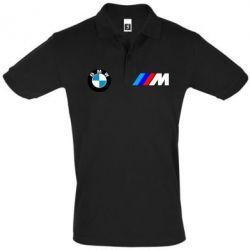 Футболка Поло BMW M - FatLine