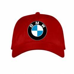 Детская кепка BMW Small - FatLine