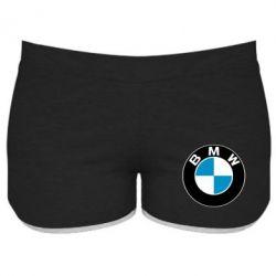 Женские шорты BMW Small - FatLine
