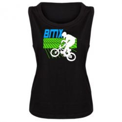 Женская майка BMX Sport - FatLine