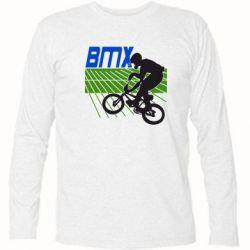 Футболка с длинным рукавом BMX Sport - FatLine
