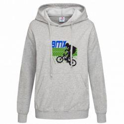 Женская толстовка BMX Sport - FatLine