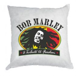 Подушка Bob Marley A Tribute To Freedom - FatLine