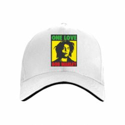 Кепка Bob Marley One Love - FatLine