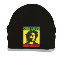 Шапка Bob Marley One Love - FatLine