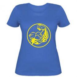 Жіноча футболка Бодібілдинг - FatLine