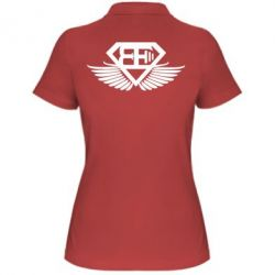 Женская футболка поло Body Engineers