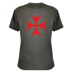 Камуфляжная футболка Болнисский крест
