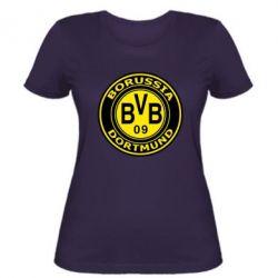 Женская футболка Borussia Dortmund - FatLine