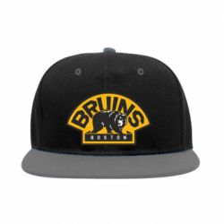 Снепбек Boston Bruins - FatLine