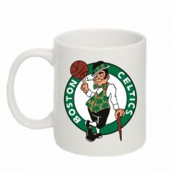 Кружка 320ml Boston Celtics - FatLine