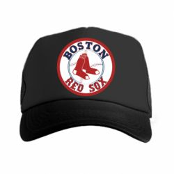 Кепка-тракер Boston Red Sox - FatLine