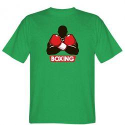 Мужская футболка Box Fighter - FatLine