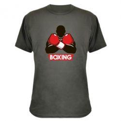 Камуфляжная футболка Box Fighter - FatLine