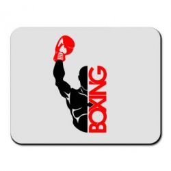 Коврик для мыши Boxing Fighter - FatLine