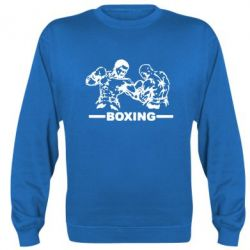 Реглан Boxing Fighters - FatLine