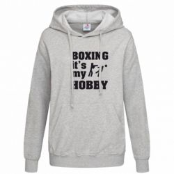 ������� ��������� Boxing is my hobby - FatLine