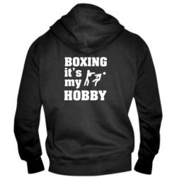 ������� ��������� �� ������ Boxing is my hobby - FatLine