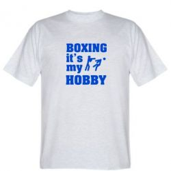 ������� �������� Boxing is my hobby - FatLine