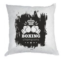Подушка Boxing Vintage - FatLine