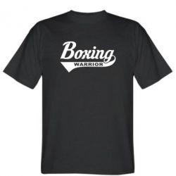 Футболка Boxing Warrior