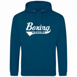 Мужская толстовка Boxing Warrior
