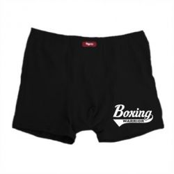 Мужские трусы Boxing Warrior