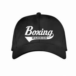 Детская кепка Boxing Warrior