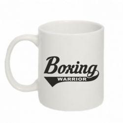 Кружка 320ml Boxing Warrior