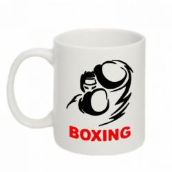 Кружка 320ml Boxing